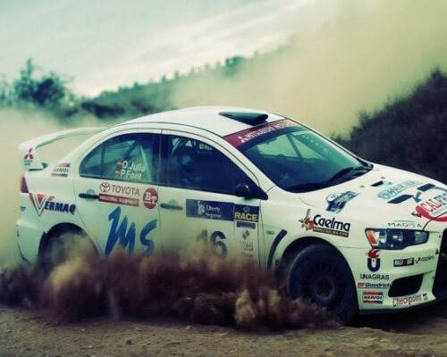 Hen Party Rally Driving