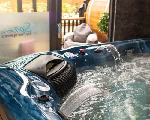 Hen Party Deluxe Spa